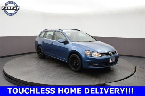 2015 Volkswagen Golf SportWagen for sale at M & I Imports in Highland Park IL