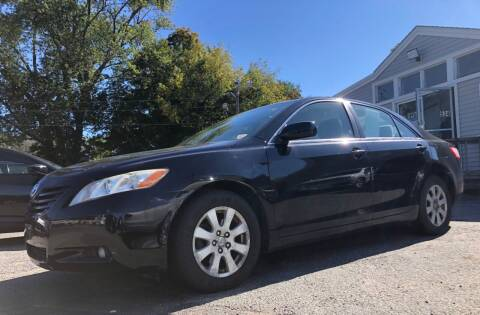 2007 Toyota Camry for sale at Top Line Import of Methuen in Methuen MA