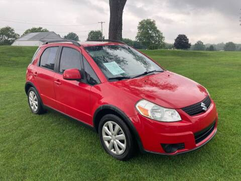 2011 Suzuki SX4 Crossover for sale at Good Value Cars Inc in Norristown PA