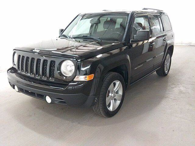 2014 Jeep Patriot 4x4 Latitude 4dr SUV - Denver CO