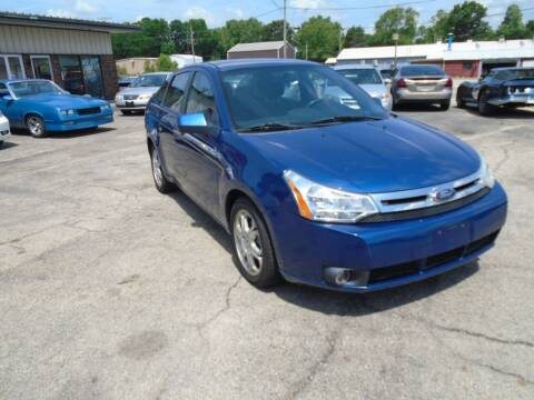 2009 Ford Focus for sale at RJ Motors in Plano IL