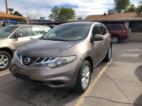 2013 Nissan Murano for sale at Valley Auto Center in Phoenix AZ