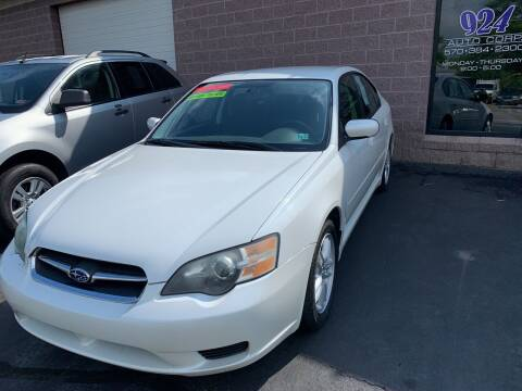 2005 Subaru Legacy for sale at 924 Auto Corp in Sheppton PA