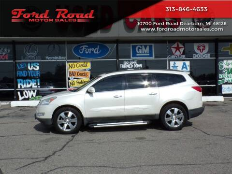 2012 Chevrolet Traverse for sale at Ford Road Motor Sales in Dearborn MI