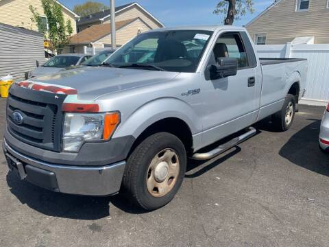 2009 Ford F-150 for sale at Park Avenue Auto Lot Inc in Linden NJ