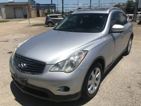 2010 Infiniti EX35 for sale at AMERICAN AUTO COMPANY in Beaumont TX