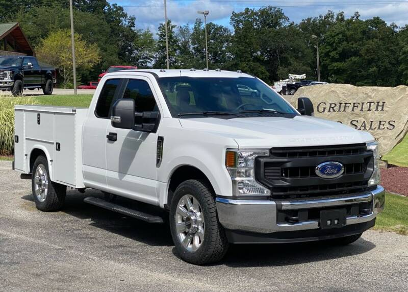 2020 Ford F-250 Super Duty for sale at Griffith Auto Sales in Home PA