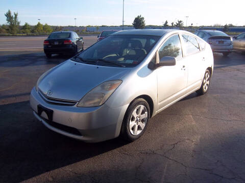 2005 Toyota Prius for sale at Brian's Sales and Service in Rochester NY