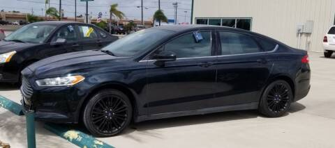 2014 Ford Fusion for sale at Budget Motors in Aransas Pass TX