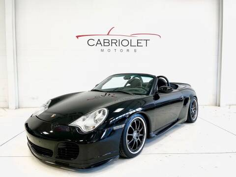 1997 Porsche Boxster for sale at Cabriolet Motors in Morrisville NC