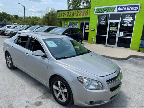 2008 Chevrolet Malibu for sale at Empire Auto Group in Indianapolis IN
