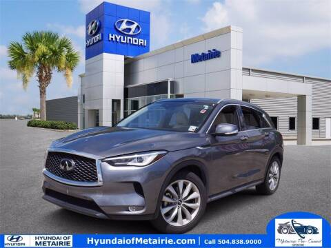 2019 Infiniti QX50 for sale at Metairie Preowned Superstore in Metairie LA