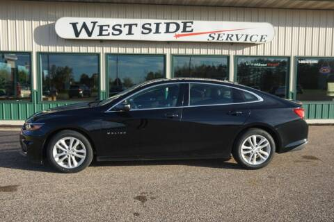 2017 Chevrolet Malibu for sale at West Side Service in Auburndale WI