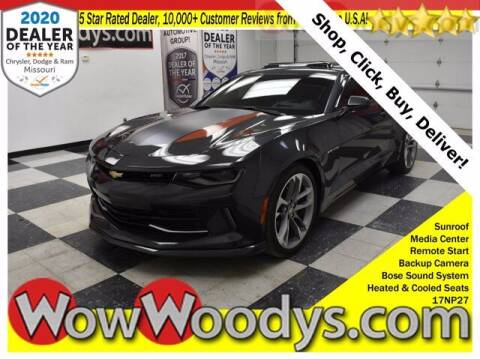 2017 Chevrolet Camaro for sale at WOODY'S AUTOMOTIVE GROUP in Chillicothe MO