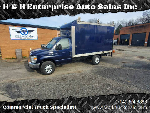 2012 Ford E-Series Chassis for sale at H & H Enterprise Auto Sales Inc in Charlotte NC