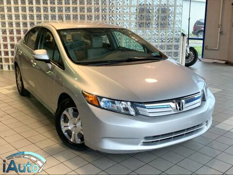 2012 Honda Civic for sale at iAuto in Cincinnati OH