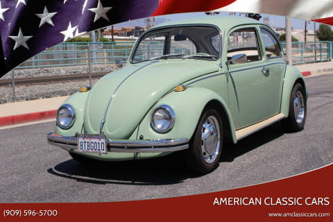 1970 Volkswagen Beetle for sale at American Classic Cars in La Verne CA