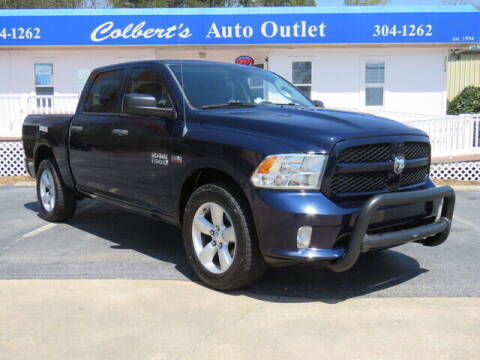 2014 RAM Ram Pickup 1500 for sale at Colbert's Auto Outlet in Hickory NC