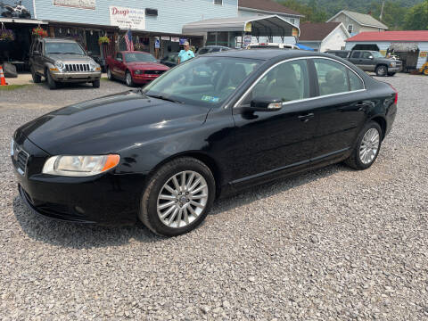 2008 Volvo S80 for sale at DOUG'S USED CARS in East Freedom PA