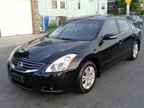 2011 Nissan Altima for sale at Broadway Auto Sales in Somerville MA