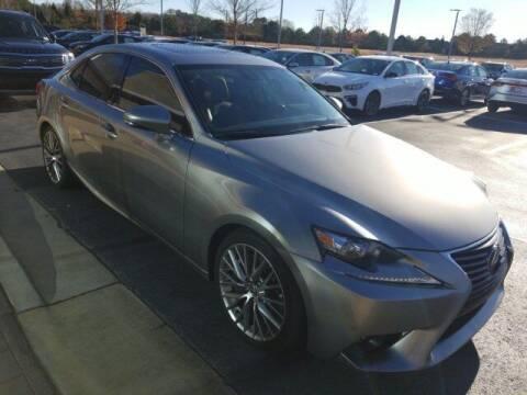 2016 Lexus IS 300 for sale at Southern Auto Solutions - Georgia Car Finder - Southern Auto Solutions - Lou Sobh Kia in Marietta GA