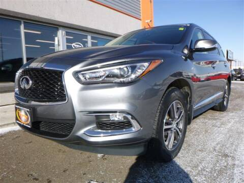 2019 Infiniti QX60 for sale at Torgerson Auto Center in Bismarck ND