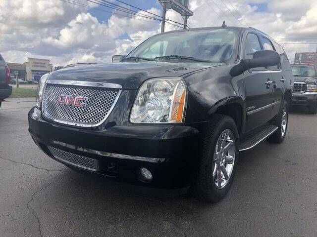 2010 GMC Yukon for sale at Instant Auto Sales in Chillicothe OH