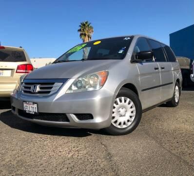 2008 Honda Odyssey for sale at LUGO AUTO GROUP in Sacramento CA