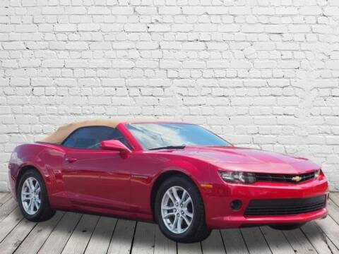 2015 Chevrolet Camaro for sale at PHIL SMITH AUTOMOTIVE GROUP - Manager's Specials in Lighthouse Point FL
