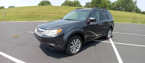 2011 Subaru Forester for sale at Eddie's Auto Sales in Jeffersonville IN