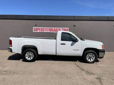 2011 GMC Sierra 1500 for sale at Superstition Auto in Mesa AZ