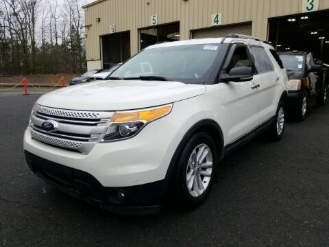 2012 Ford Explorer for sale at Matthew's Stop & Look Auto Sales in Detroit MI