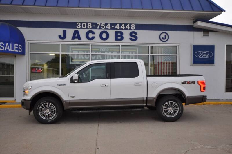 2020 Ford F-150 for sale at Jacobs Ford in Saint Paul NE