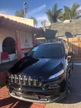 2017 Jeep Cherokee for sale at North Coast Auto Group in Fallbrook CA