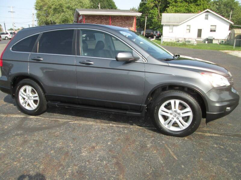 2010 Honda CR-V for sale at Bob's Auto Sales in Canton OH