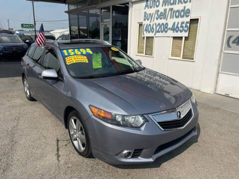 2012 Acura TSX Sport Wagon for sale at Auto Market in Billings MT