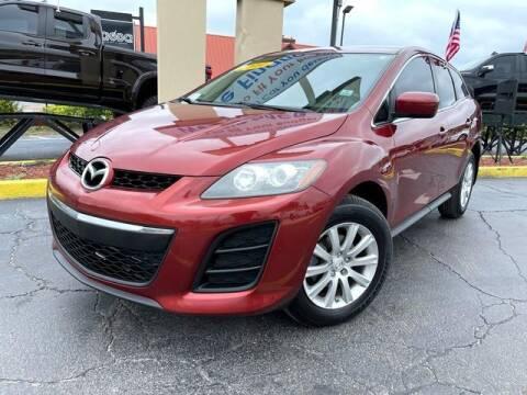 2010 Mazda CX-7 for sale at American Financial Cars in Orlando FL