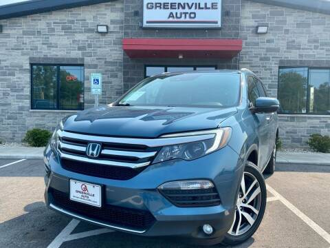 2017 Honda Pilot for sale at GREENVILLE AUTO in Greenville WI