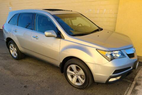 2011 Acura MDX for sale at Cars To Go in Sacramento CA