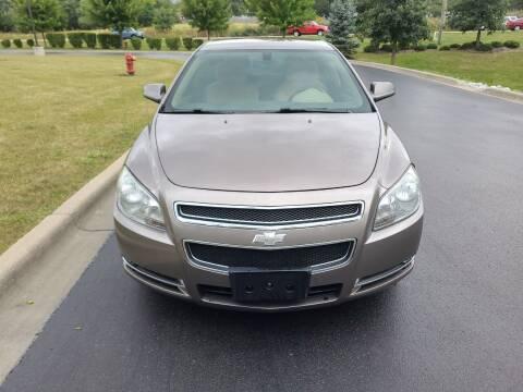 2010 Chevrolet Malibu for sale at Discovery Auto Sales in New Lenox IL