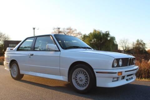 1989 BMW M3 for sale at Vantage Auto Wholesale in Lodi NJ