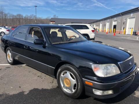 1999 Lexus LS 400 for sale at Godwin Motors in Laurel MD