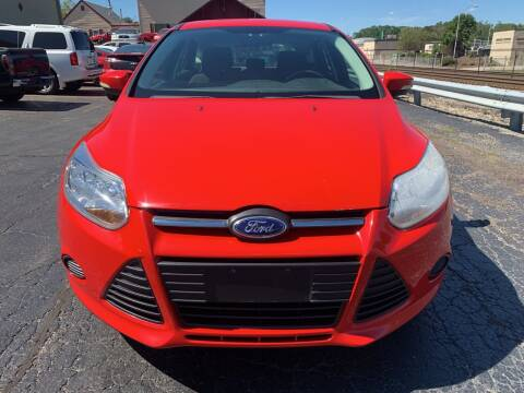 2013 Ford Focus for sale at Discovery Auto Sales in New Lenox IL