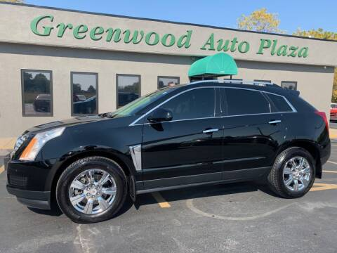 2016 Cadillac SRX for sale at Greenwood Auto Plaza in Greenwood MO