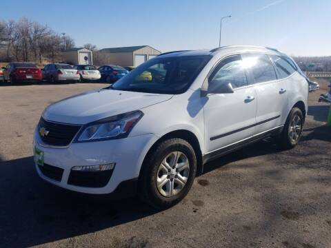2016 Chevrolet Traverse for sale at Independent Auto in Belle Fourche SD