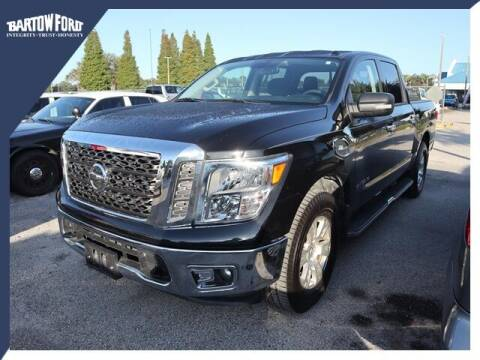 2017 Nissan Titan for sale at BARTOW FORD CO. in Bartow FL
