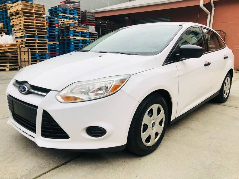 2012 Ford Focus for sale at 1NCE DRIVEN in Easton PA
