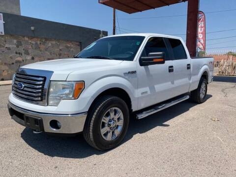 2012 Ford F-150 for sale at American Automotive , LLC in Tucson AZ