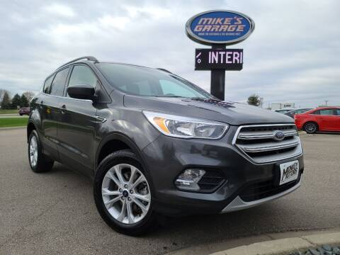 2018 Ford Escape for sale at Monkey Motors in Faribault MN