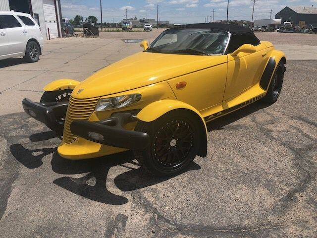1999 Plymouth Prowler for sale at Valley Auto Locators in Gering NE